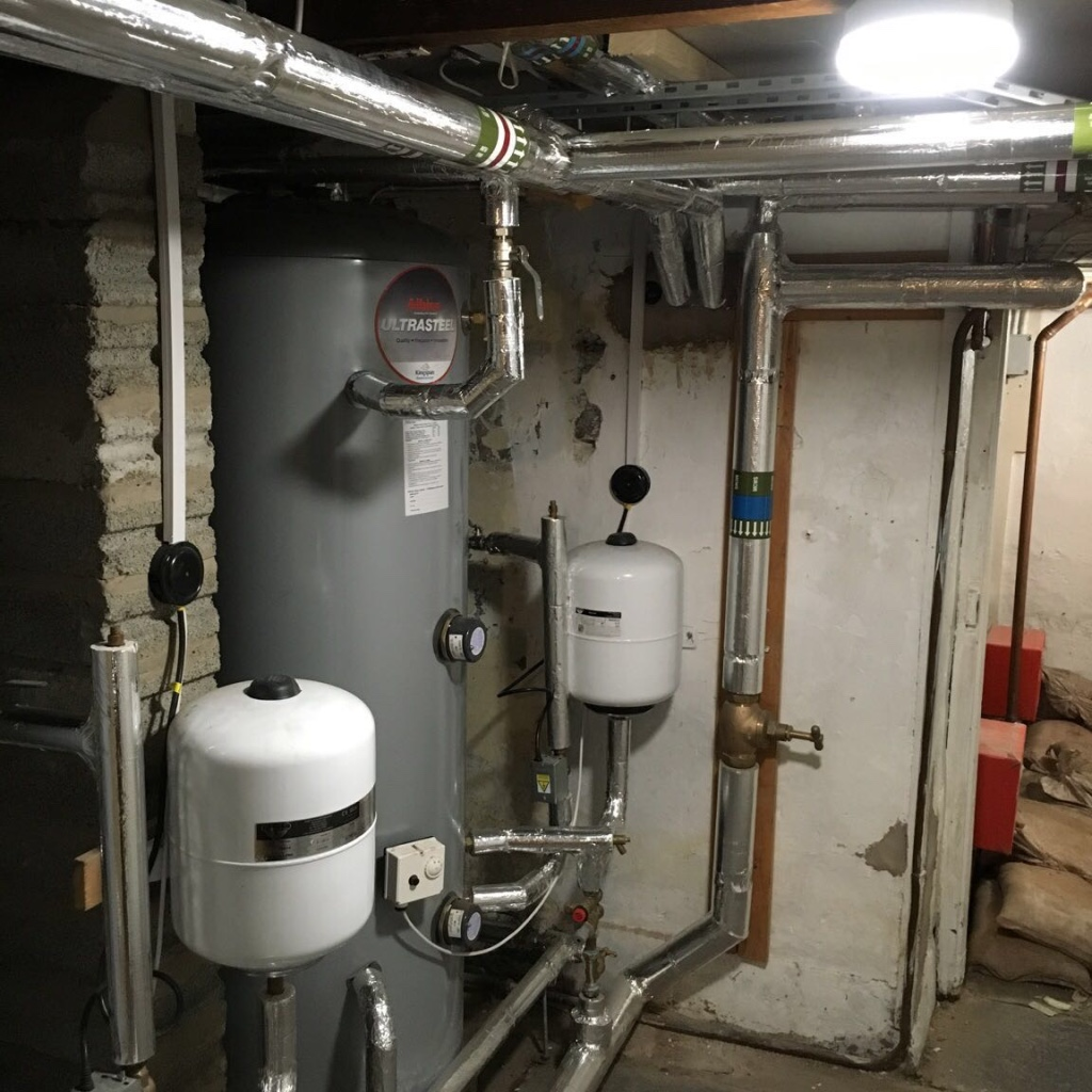 Boiler & Central Heating System Repairs – Johnson Gas Heating and ...